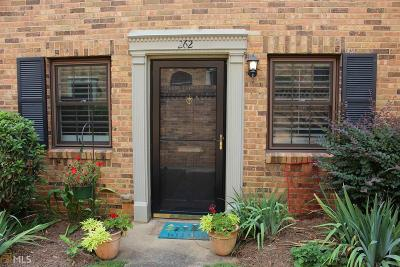 Decatur Condo/Townhouse Under Contract: 262 Adair St