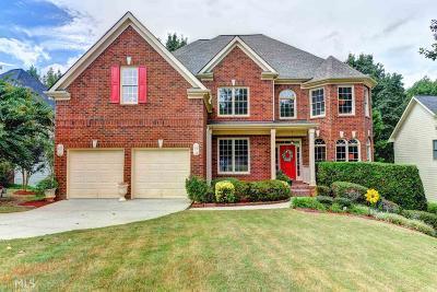 Alpharetta Single Family Home New: 6615 Ridgefield Drive
