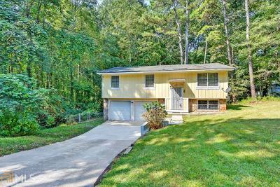 Decatur Single Family Home New: 1617 Treasure Cv