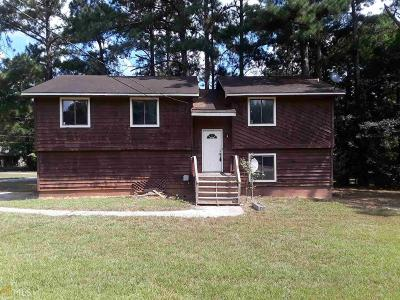 Clayton County Single Family Home New: 9218 River Chase Way