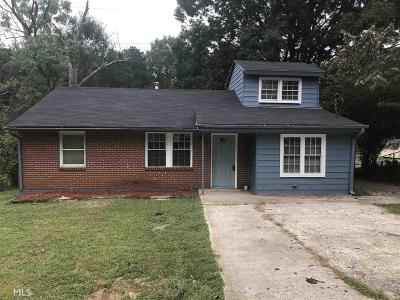 Clayton County Single Family Home New: 5405 Lee Cir