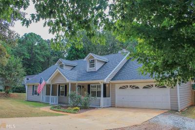 Covington Single Family Home New: 205 Willow Shoals Dr