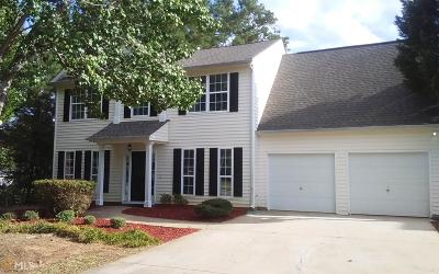 Clayton County Single Family Home New: 1483 Hyde Ct