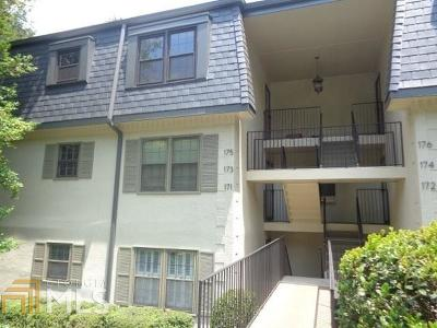 Atlanta Condo/Townhouse New: 175 Amherst Place NW