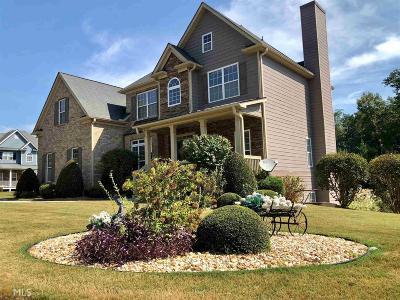 Hiram Single Family Home For Sale: 18 Parklin Trl