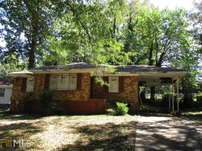 Decatur Single Family Home New: 1761 Valencia Rd