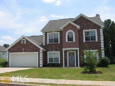 Lithonia Single Family Home New: 6335 Sunflower Pl
