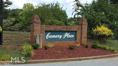 Conyers Residential Lots & Land For Sale: 2890 Camary Place Dr