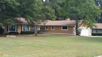 Fayette County Single Family Home New: 110 Thorton Dr