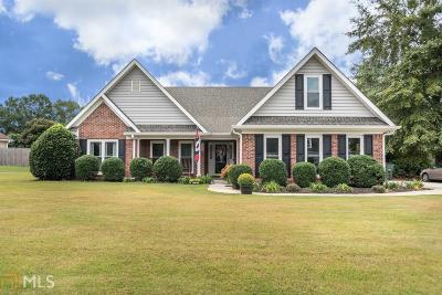 Rockdale County Single Family Home New: 2866 SW Bridle Creek Dr
