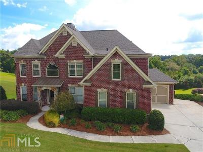 Flowery Branch Single Family Home For Sale: 4621 Grandview Pkwy