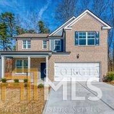 Lithonia Single Family Home New: 6296 Noreen