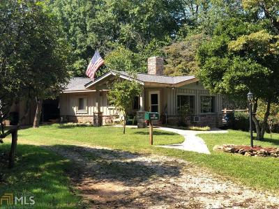 Blue Ridge Single Family Home For Sale: 145 Dogwood Cir