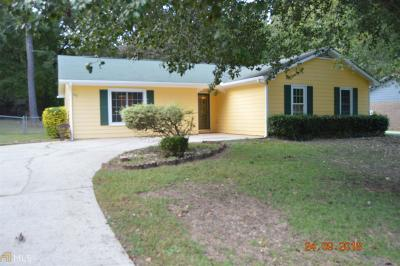 Clayton County Single Family Home New: 879 Bartow Ct