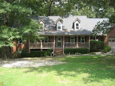 Covington Single Family Home Under Contract: 1168 Pj East Rd