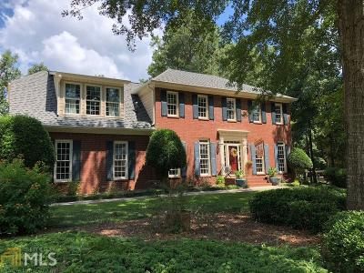 Fayette County Single Family Home Under Contract: 202 Savannah Walk