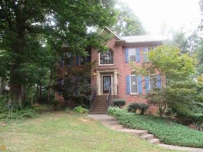 Clayton County Single Family Home New: 2494 Creekside Trace
