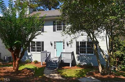 Snellville Single Family Home For Sale: 8352 Lake Dr