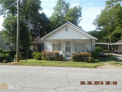 Carroll County Single Family Home Under Contract: 210 Lambert St