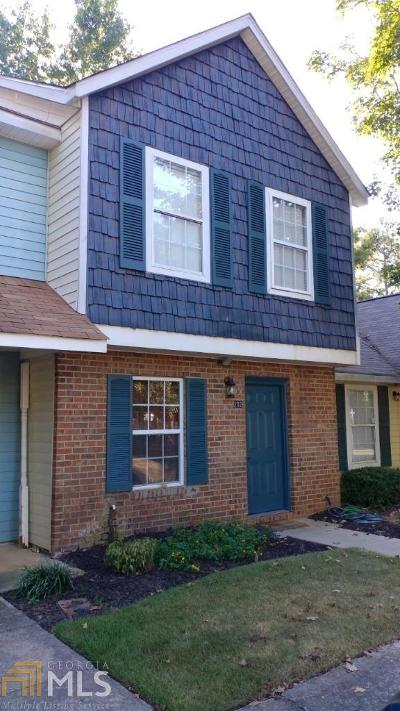 Henry County Condo/Townhouse For Sale: 202 Sheraton Ct