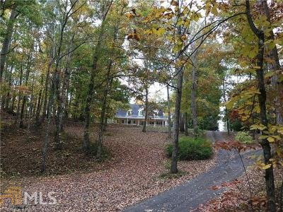 Dawsonville Single Family Home For Sale: 75 Cox Dr