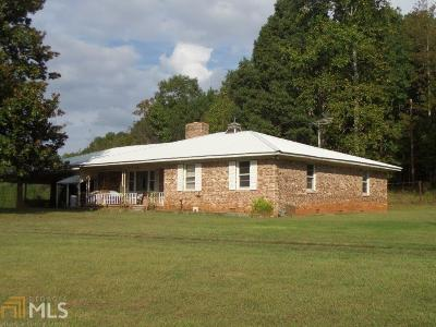 Hall County Single Family Home For Sale: 5662 Cemetary Rd