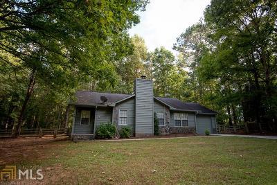 Covington Single Family Home New: 110 Tall Oak Trail