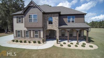 Fayette County Single Family Home New: 375 Grandmas Lane