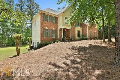 Fayette County Single Family Home New: 570 Crabapple Lane