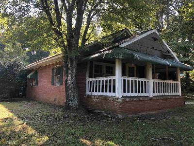 Butts County Single Family Home New: 150 Taylor