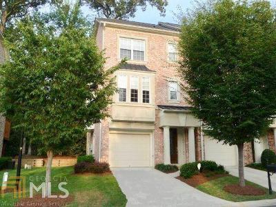 Atlanta Condo/Townhouse New: 1180 Arbor Park Ln
