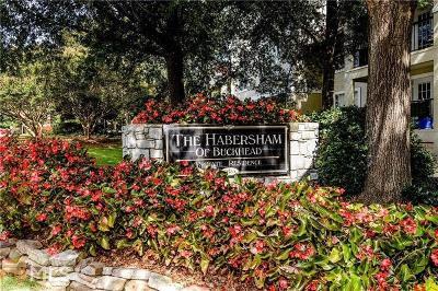 Atlanta Condo/Townhouse New: 3655 Habersham Road NE #B129