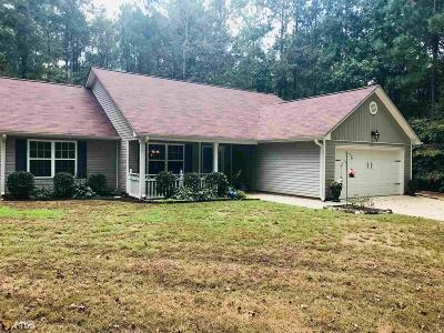 Senoia Single Family Home Under Contract: 90 Bailey Hills Dr #10