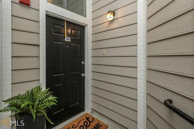 Atlanta Condo/Townhouse New: 4254 River Green Dr #608