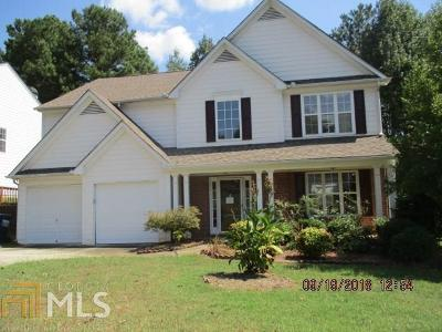 Snellville GA Single Family Home Pending Offer Approval: $224,900