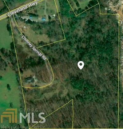 Lumpkin County Farm For Sale: 7 Chimney Springs Rd