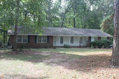 Newnan Single Family Home New: 1176 Smokey Rd