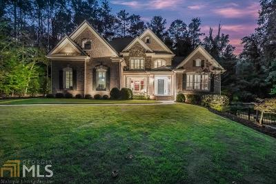 Roswell, Sandy Springs Single Family Home For Sale: 8340 Hewlett Rd
