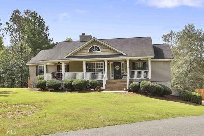 Senoia Single Family Home Under Contract: 3323 Gordon Rd