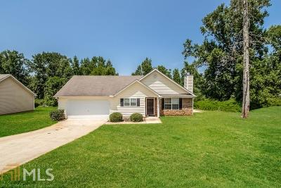 Griffin Single Family Home New: 115 Kayla