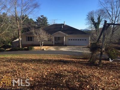 Dahlonega Single Family Home For Sale: 191 Seabolt Stancil Rd