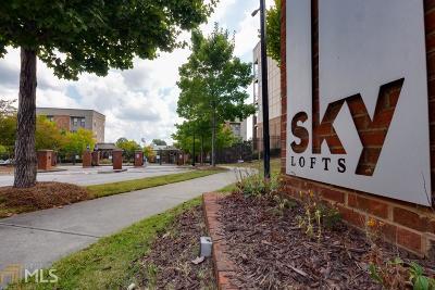 Atlanta Condo/Townhouse New: 898 Oak Street #3302