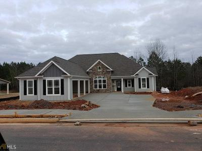 Senoia Single Family Home New: 275 Kenwood Trail (Lot 27) #27