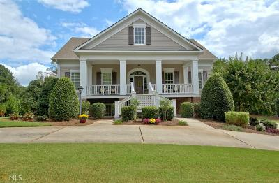 Fayette County Single Family Home New: 115 Trotters Ridge