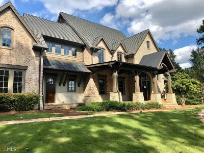 Suwanee Single Family Home For Sale: 681 Trinity Pl