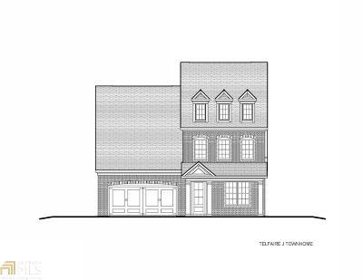 Alpharetta Condo/Townhouse For Sale: 118 Calder Dr