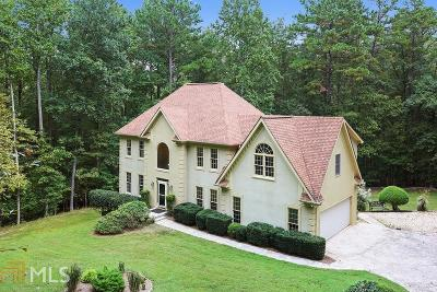 Woodstock Single Family Home For Sale: 406 Crabapple Springs Court