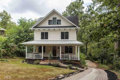 Decatur Single Family Home For Sale: 1380 Conway Rd