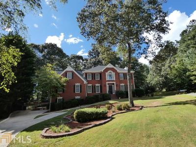 Hiram Single Family Home For Sale: 291 Lakeview Trl