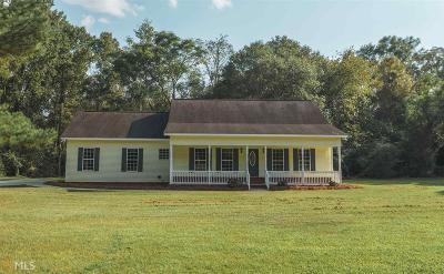 Statesboro Single Family Home New: 1601 Williams Rd